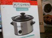 KITCHEN ADVANCE Microwave/Convection Oven SELECTIVES SLOW COOKER